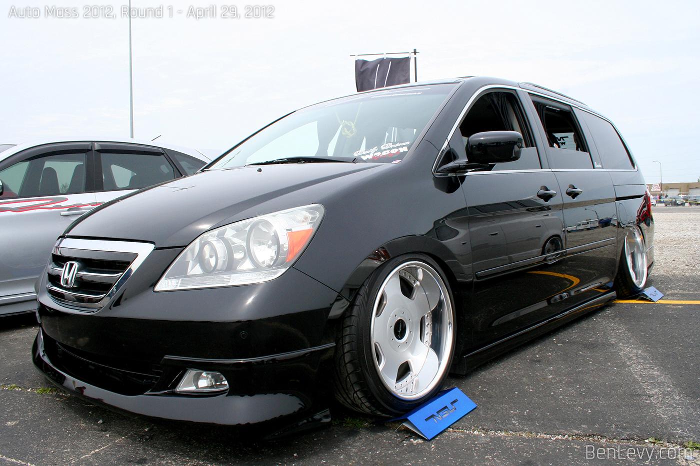 Vip Honda Odyssey Benlevy Com