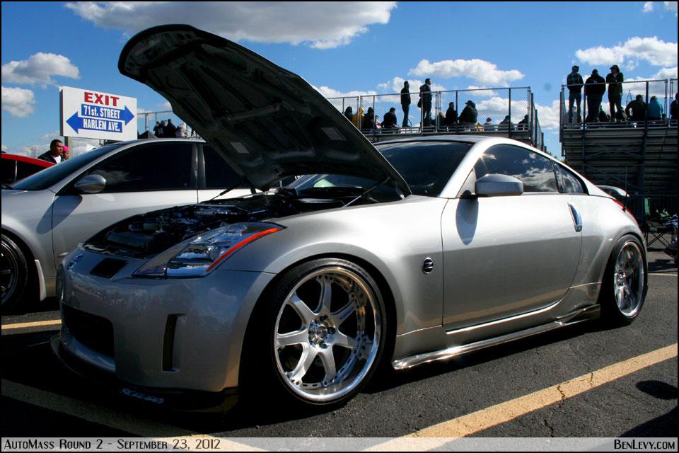 Car Max Houston >> Silver 350z Benlevy | Finder Car Photos