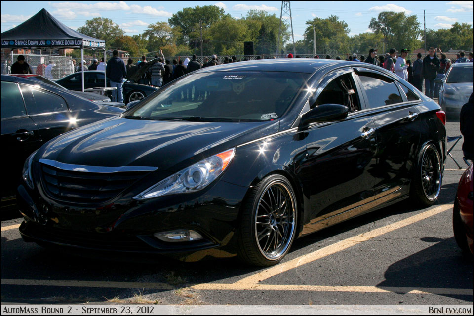 Black Hyundai Sonata Benlevy Com
