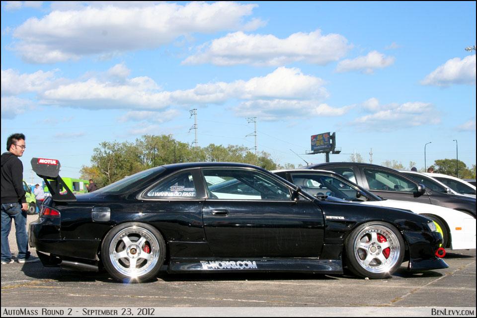 Black Nissan 240sx Benlevy Com