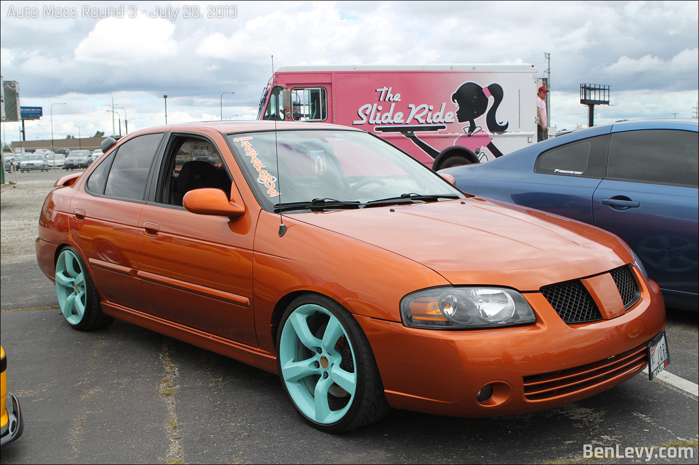 B15 Nissan Sentra Se R Benlevy Com