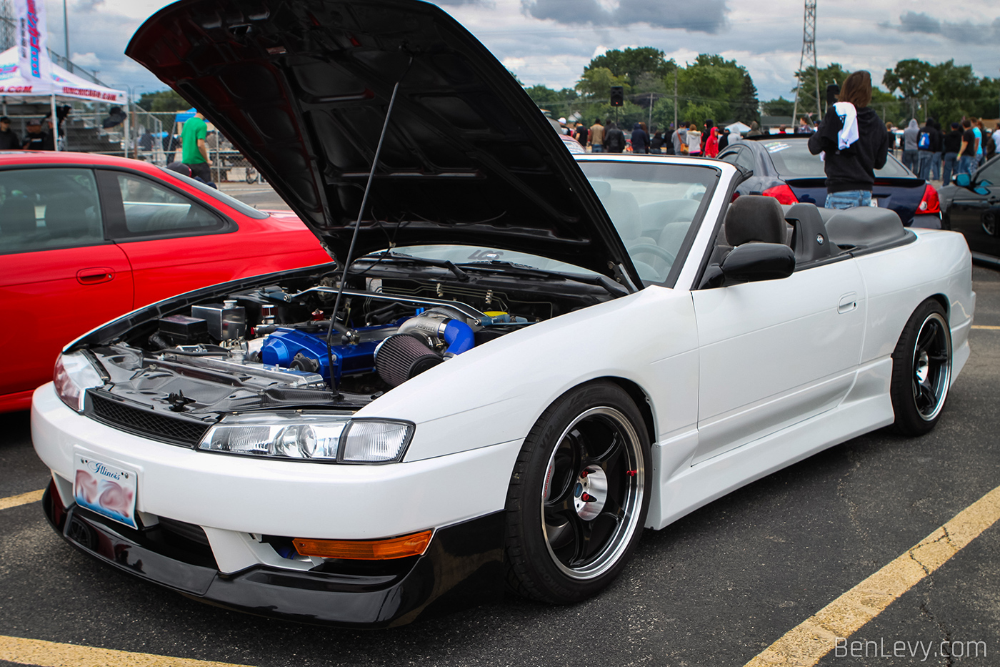 240sx Convertible With Rb Engine Benlevy Com