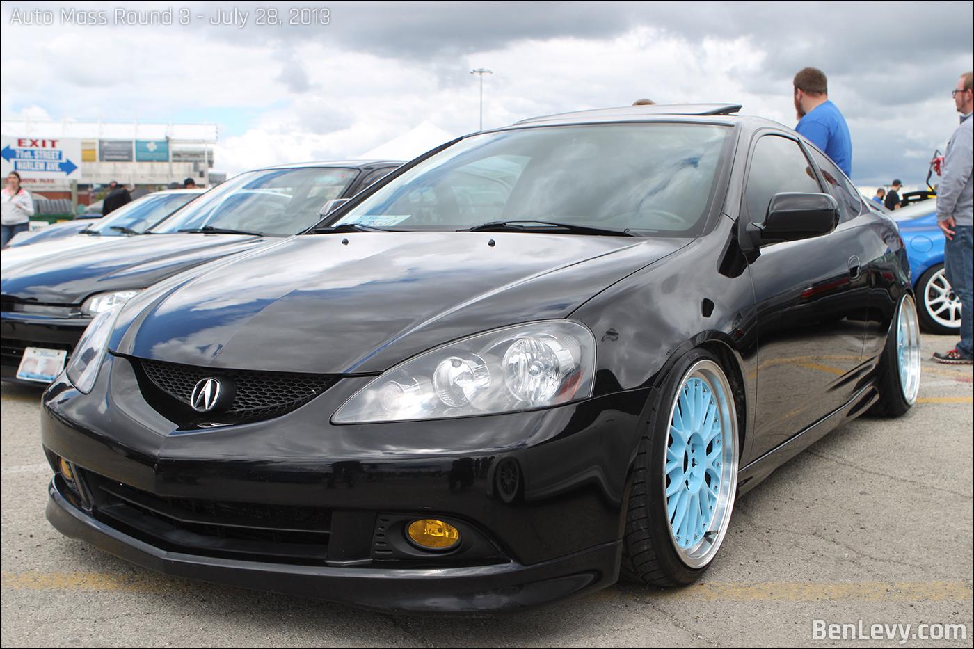 Black Acura Rsx Benlevy Com