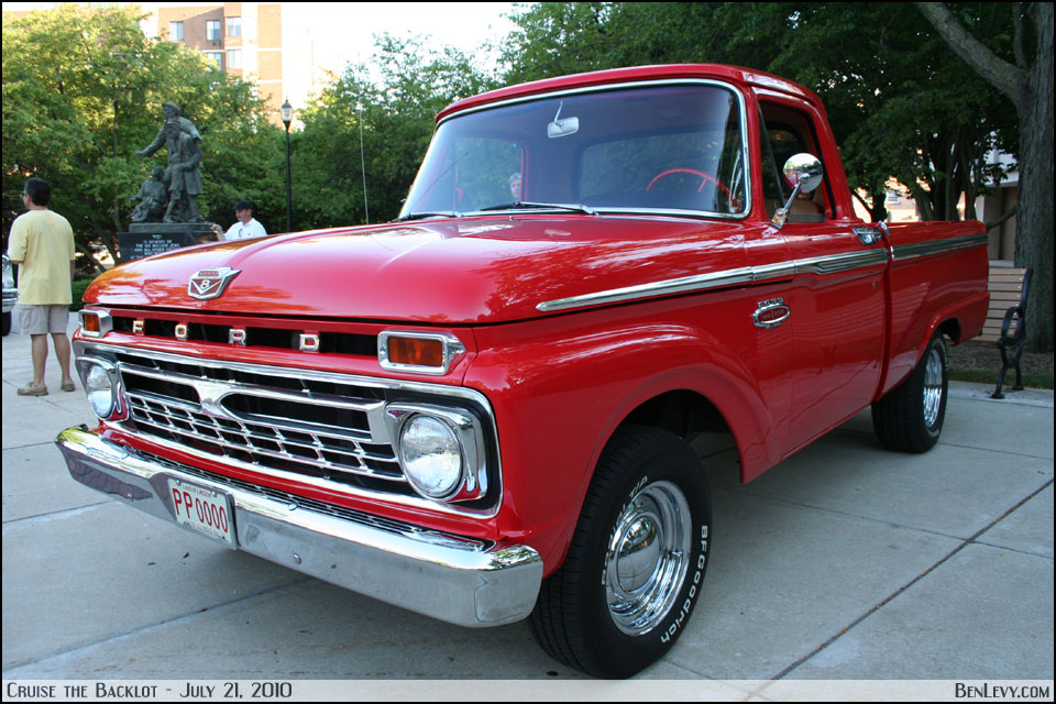 Red Ford F100 Benlevy Com