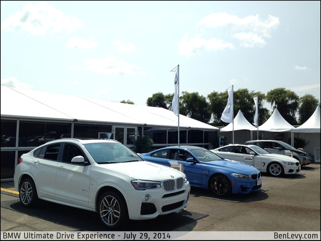 Bmw Ultimate Drive Experience July 29 2014 Benlevy Com