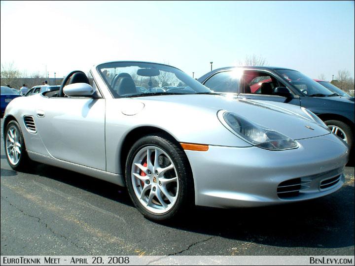 Silver Porsche Boxster S Benlevy Com