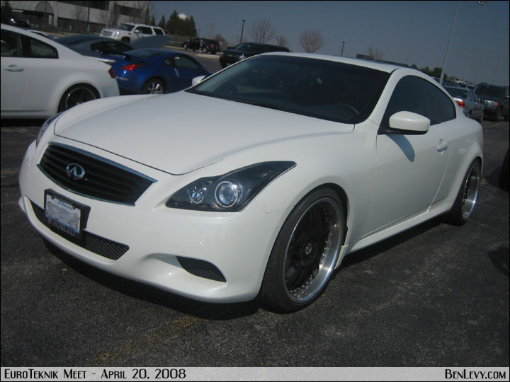 White G37 Coupe Benlevy Com