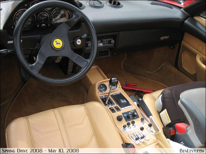 Ferrari 308 Gts Interior Benlevy Com