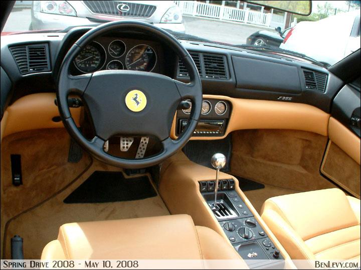 Ferrari F355 Interior Benlevy Com