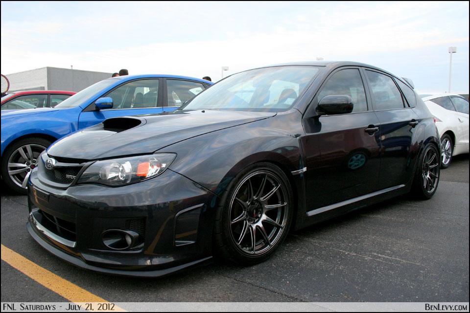 WRX Hatchback - BenLevy.com