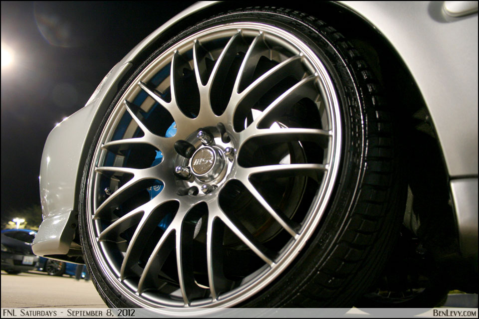 MSR Style 045 Wheel - BenLevy.com