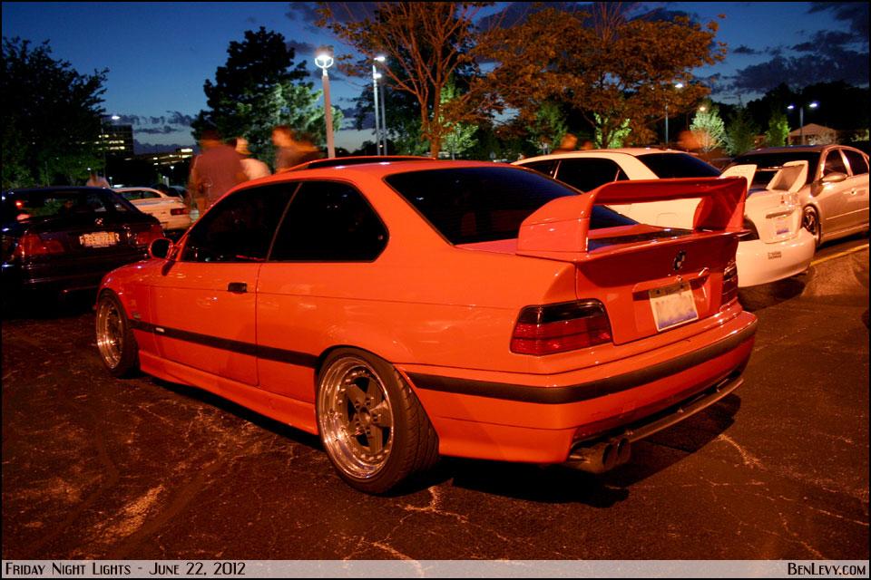 Red E36 Bmw M3 Benlevy Com