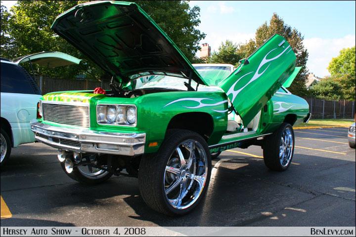 Impala On 28s Benlevy Com