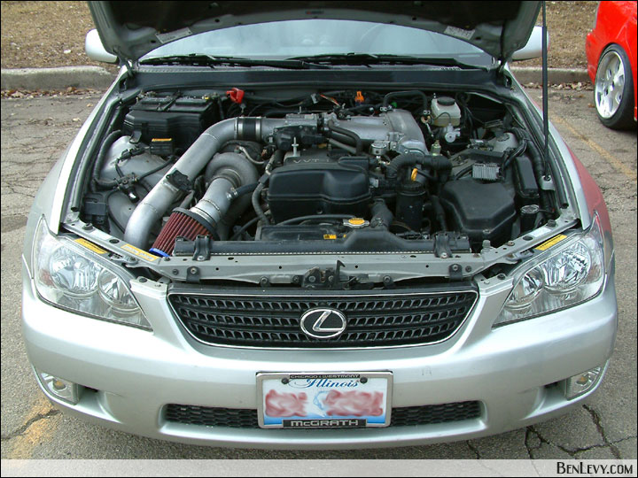 Turbo Lexus Is300 Benlevy Com