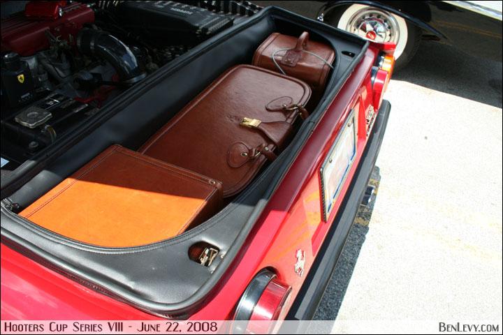 Ferrari Luggage Benlevy Com