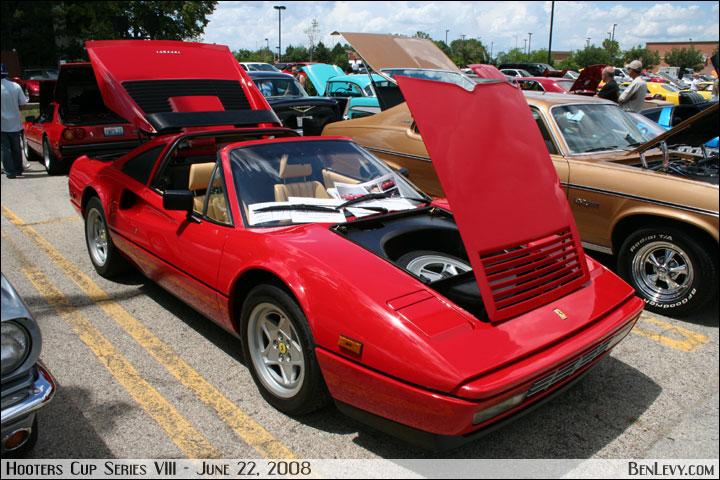 1987 Ferrari 328 Gts Benlevy Com