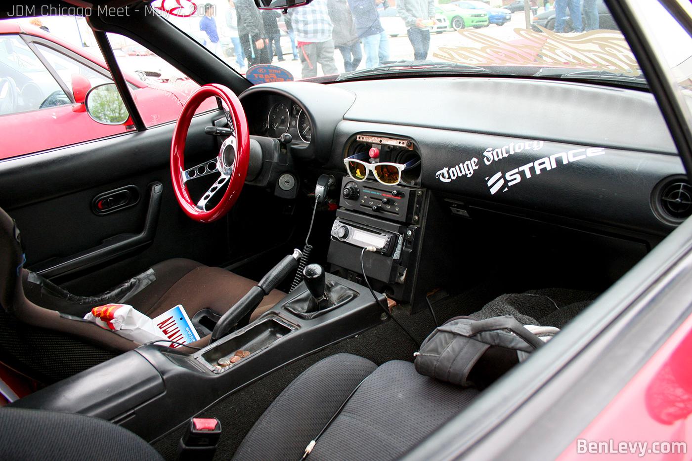 Junky Miata Interior Benlevy Com
