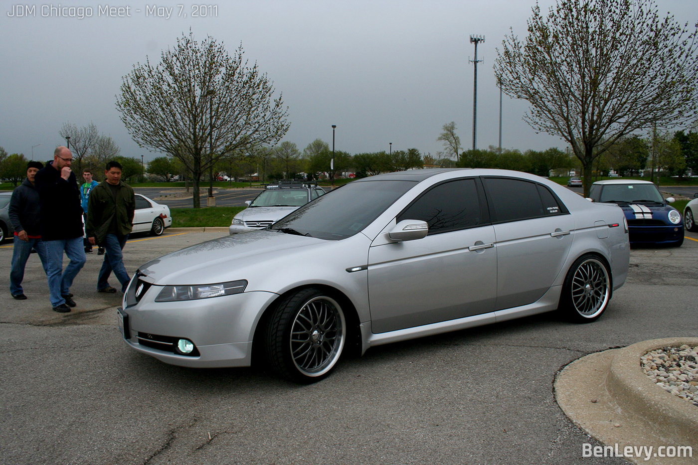Silver Acura Tl Benlevy Com