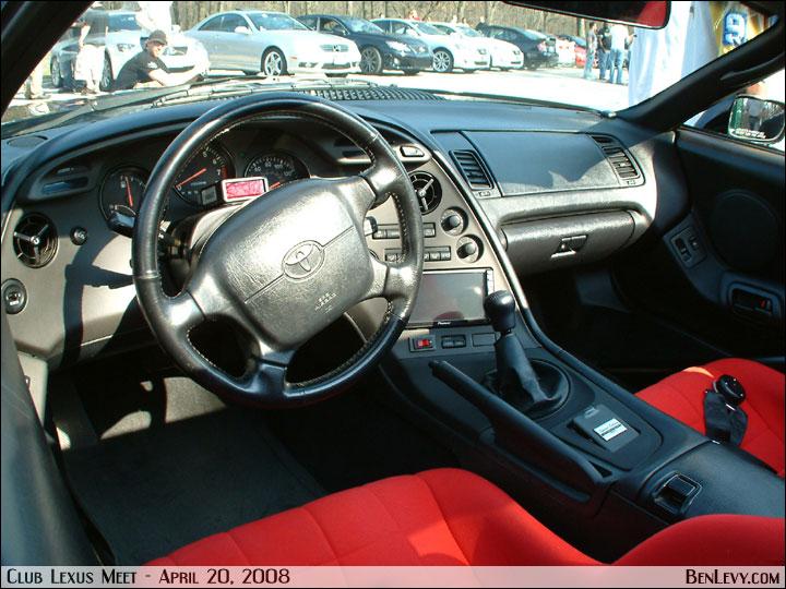 Toyota Supra 2018 >> Toyota Supra Interior - BenLevy.com