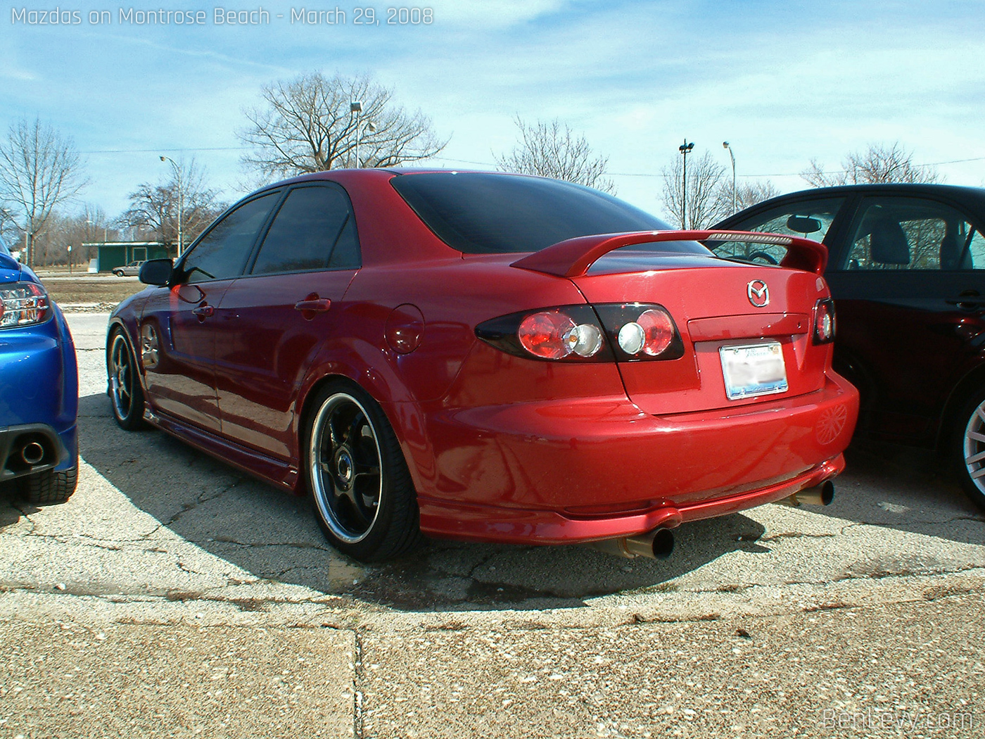 Modified Mazda6 Benlevy Com