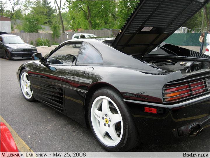 Black Ferrari 348 Challenge Benlevy Com