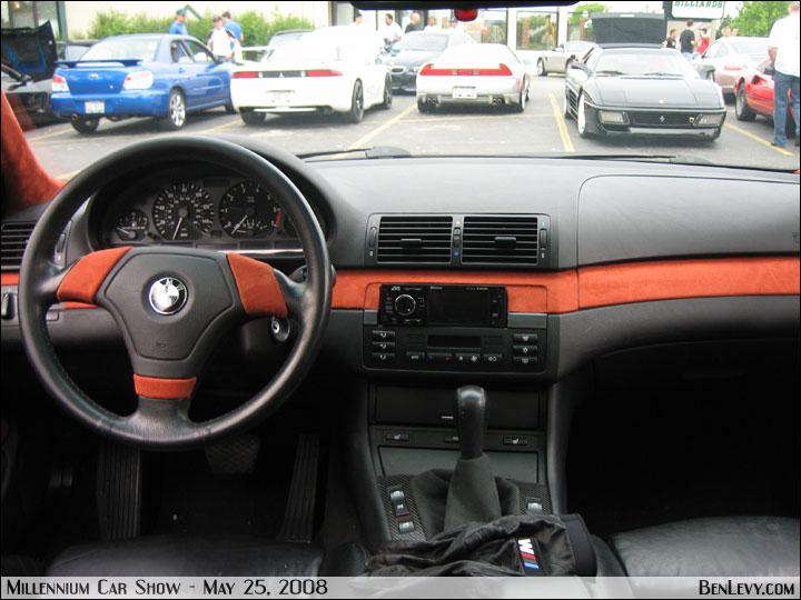 Custom Bmw 328i Interior Benlevy Com