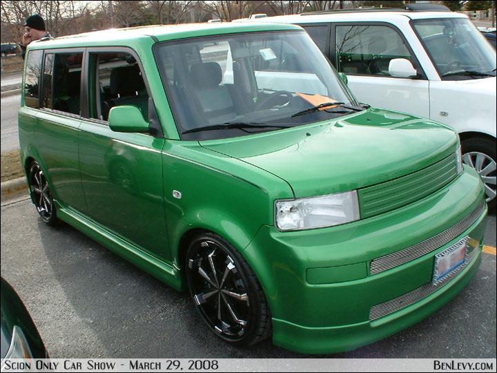 Green Scion Xb Benlevy Com