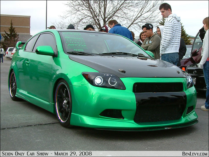 Modified Scion Tc Benlevy Com