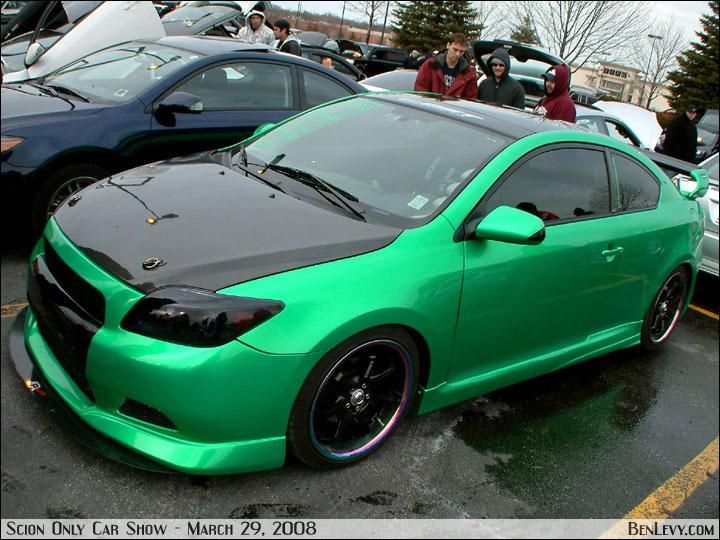 Green Scion Tc Benlevy Com