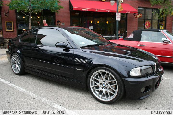Black E46 Bmw M3 Benlevy Com
