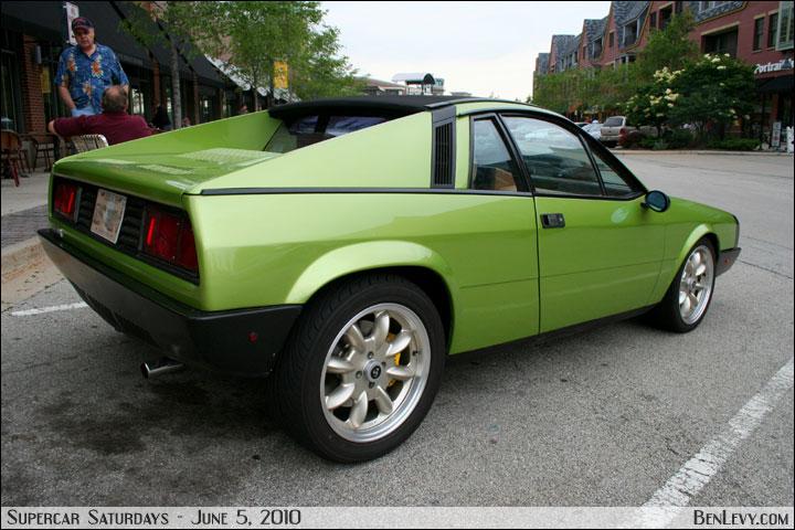 Green Lancia Beta Montecarlo Benlevy Com