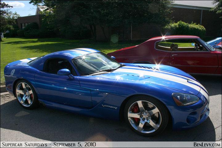 Blue Dodge Viper Benlevy Com