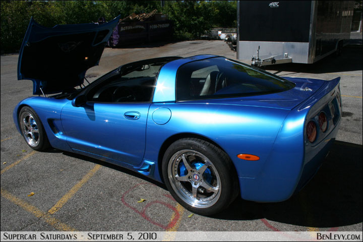 Modified C5 Chevrolet Corvette Benlevy Com