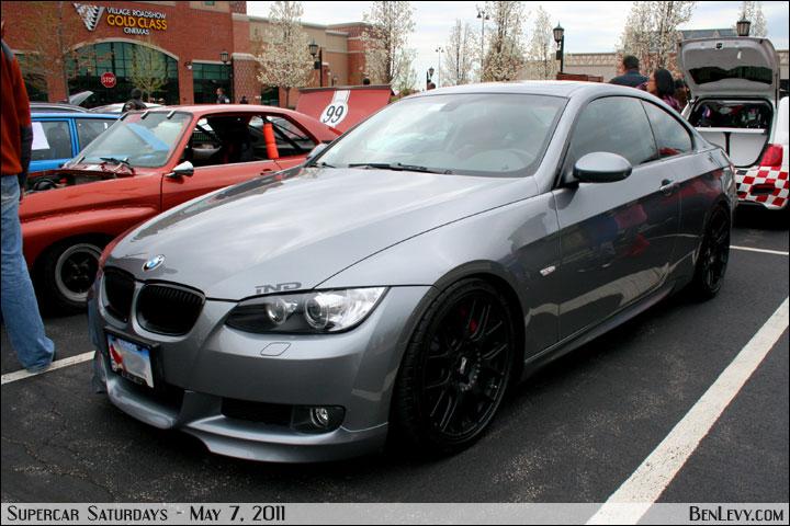 Hyundai >> Grey BMW 335i - BenLevy.com