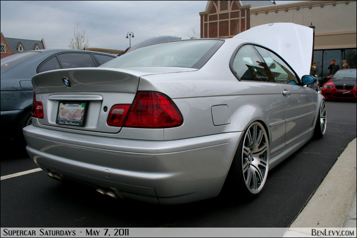 Dropped E46 Bmw M3 Benlevy Com