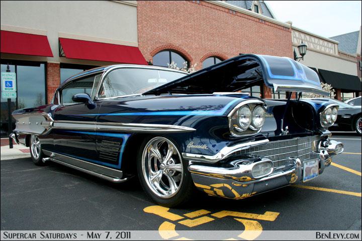 Custom 1958 Pontiac Bonneville Benlevy Com