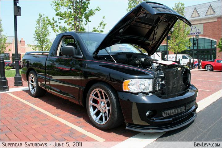 Black Dodge Ram Srt 10 Benlevy Com