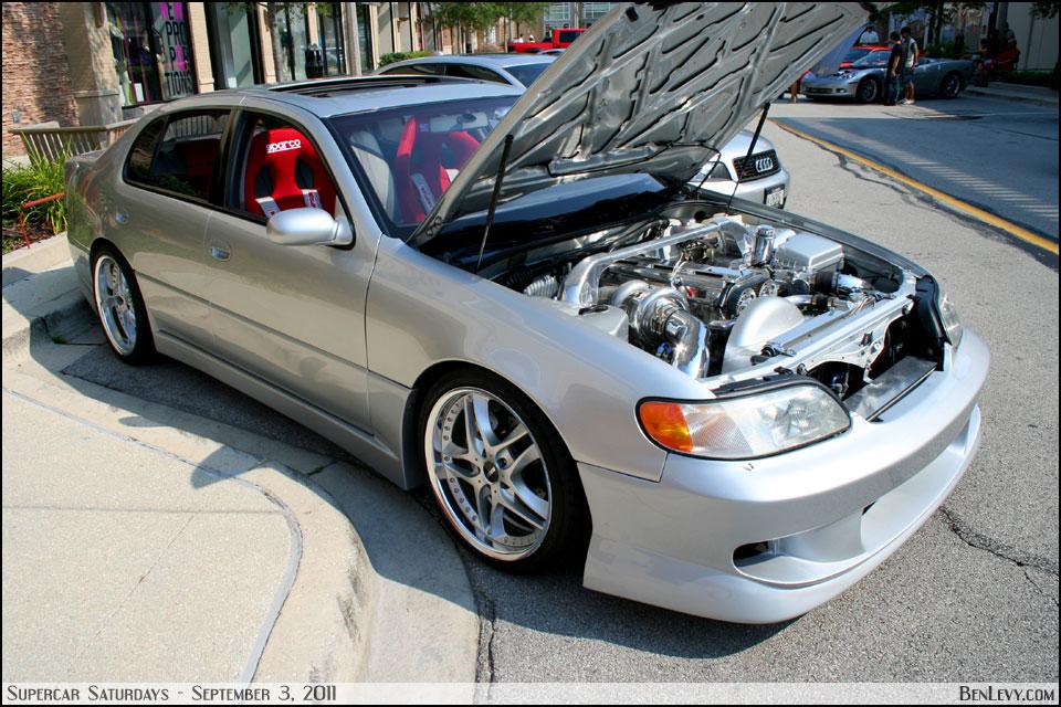 turbo lexus gs300   benlevy