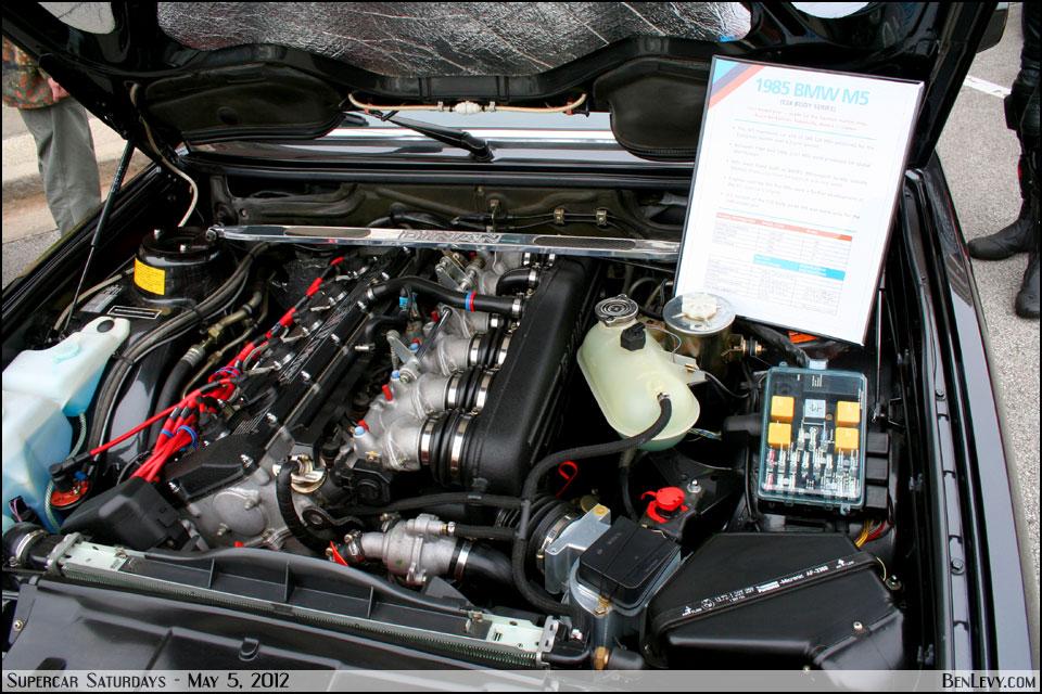 E28 Bmw M5 Engine