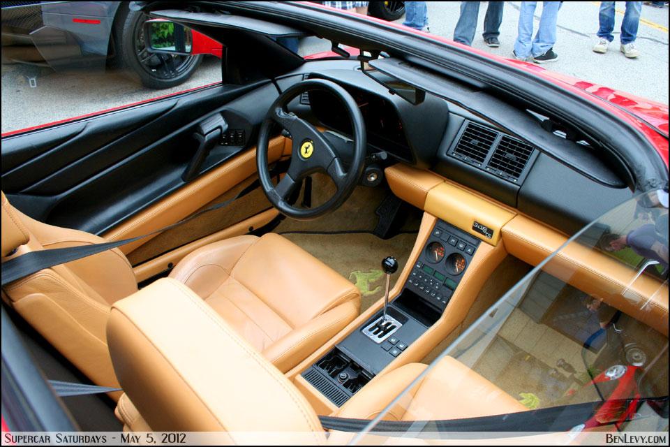 Ferrari 348 Ts Interior Benlevy Com
