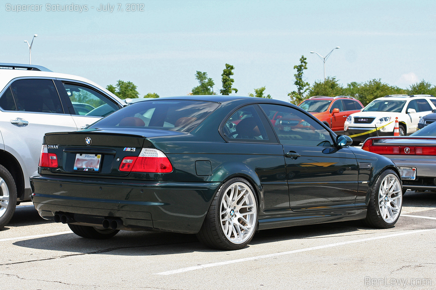 bmw m3 coupe green - photo #34