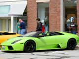 Like Green Lamborghini Murci�lago Roadster