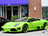 Customized Lamborghini Murci�lago