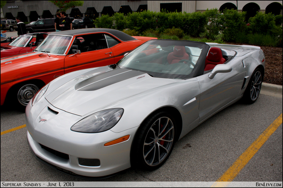 Silver C6 Corvette Benlevy Com