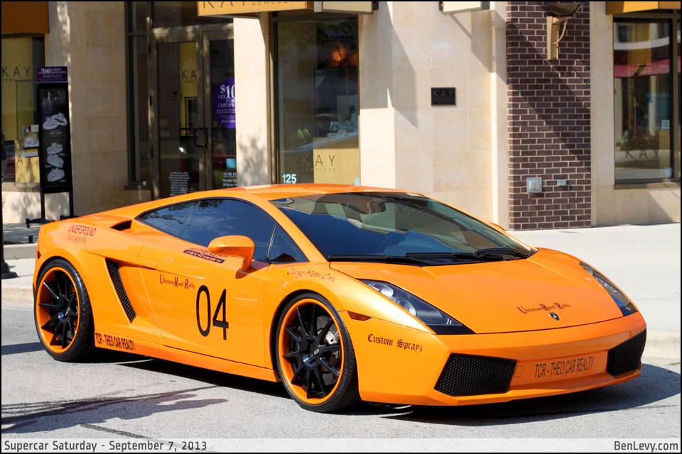 Lamborghini Gallardo Orange 2017 Ototrends Net