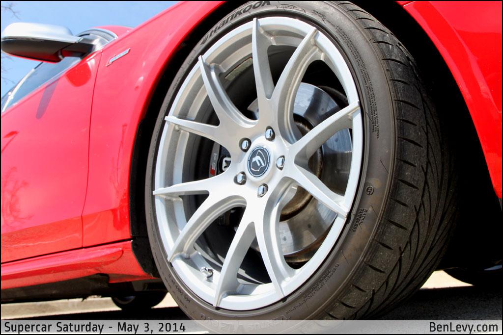 Forgestar Cf5v On Audi S4 Benlevy Com