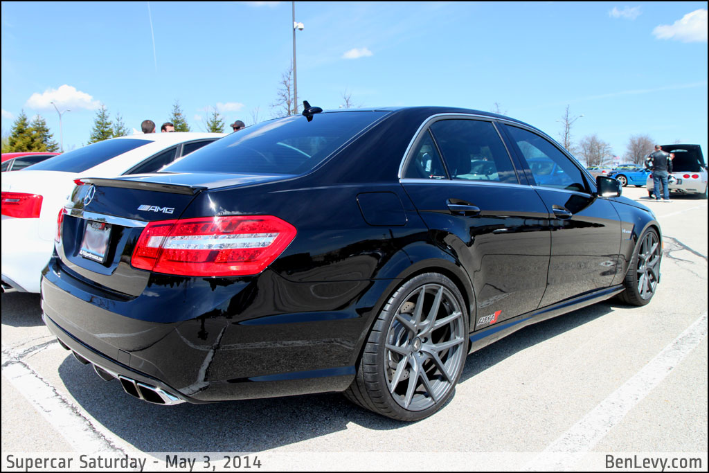 Mercedes Benz E63 Amg Sedan Benlevy Com