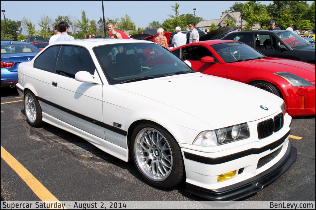 White E36 Bmw M3 Benlevy Com