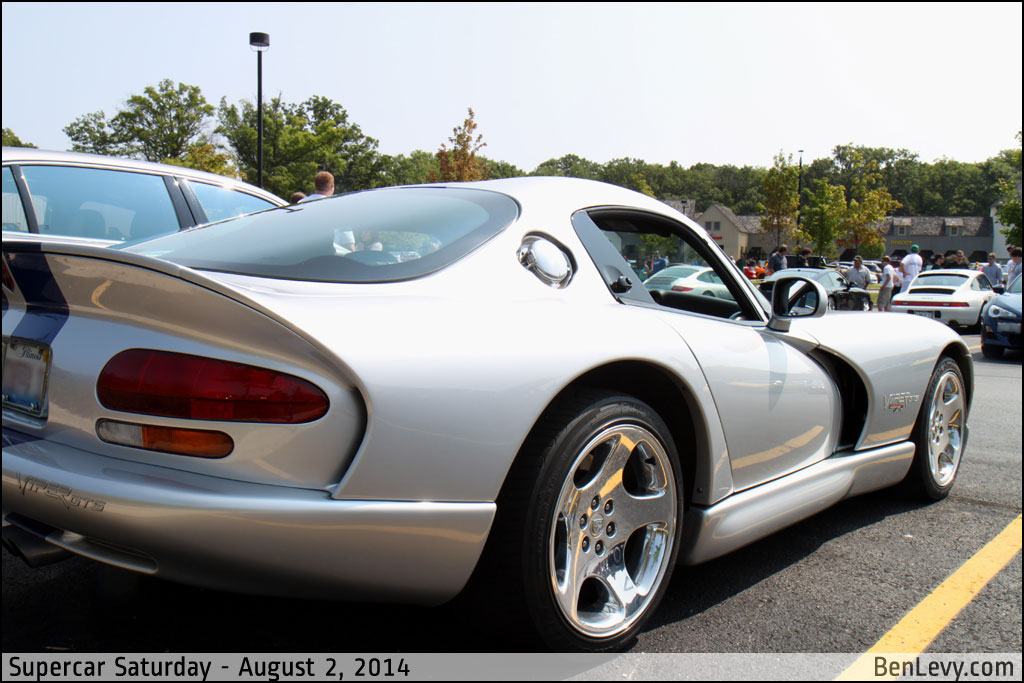 Silver Dodge Viper Gts Benlevy Com