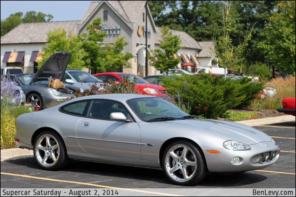 Silver Jaguar Xkr Benlevy Com
